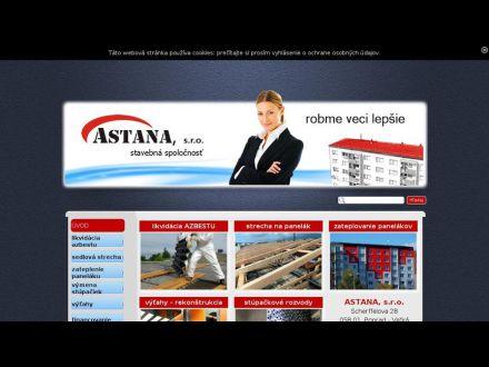 www.astana.sk