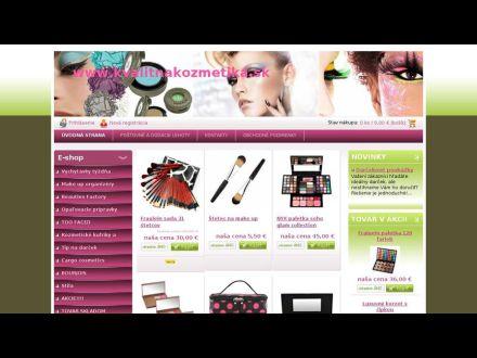 www.kvalitnakozmetika.sk