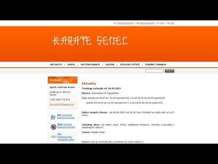 www.karate-senec.sk