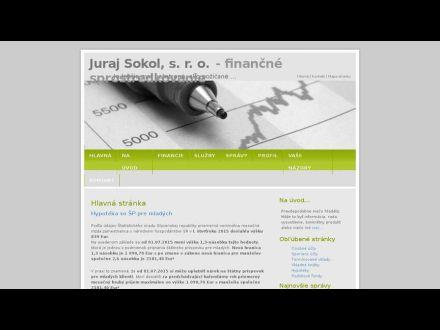 www.jurajsokol.sk