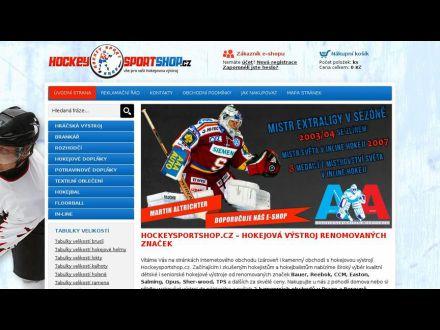 www.hockeysportshop.cz