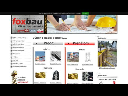 www.foxbau.sk