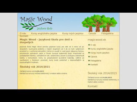 www.magicwood.sk