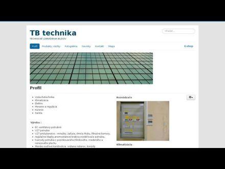 www.tbtechnika.sk