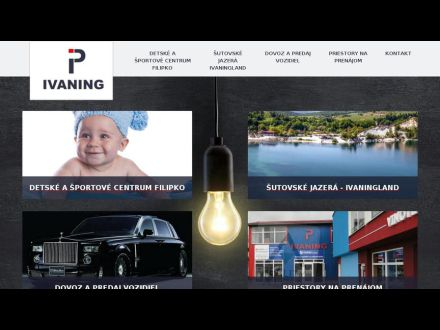 www.ivaning.sk