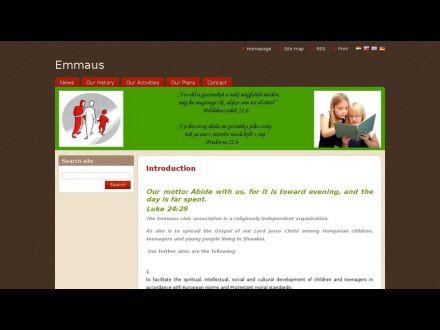 www.emmaus.sk