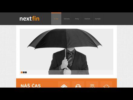 www.nextfin.sk