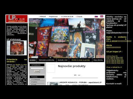 www.lpshop.sk
