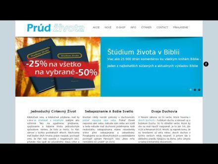 www.prudknihy.sk