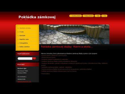 www.pokladka-zamkovej-dlazby.sk