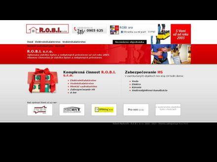 www.robi-ke.sk