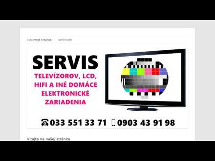 www.tvservistrnava.sk