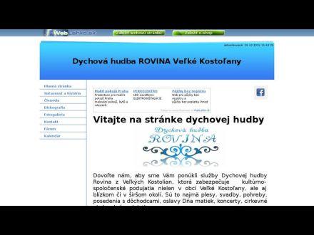 www.dhrovina.wbl.sk