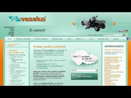 www.vezeko.cz