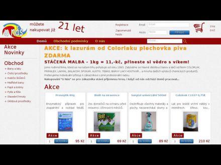 www.obchodyunas.cz