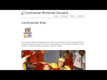 www.continentals.sk/continental-kids.html