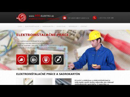 www.mh-elektro.sk