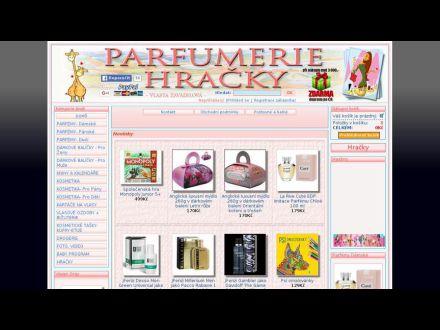 www.parfumerie-hracky.cz