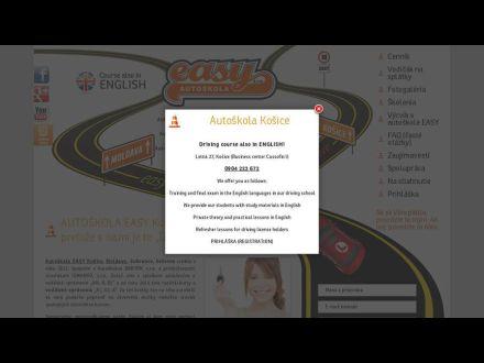 www.autoskolaeasy.sk