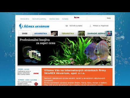 www.sklorex-akvarium.cz