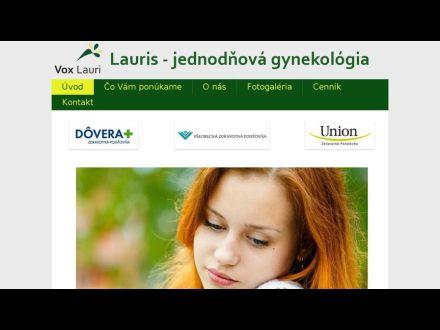 www.voxlauri.sk