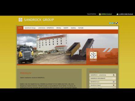 www.sandrock.sk