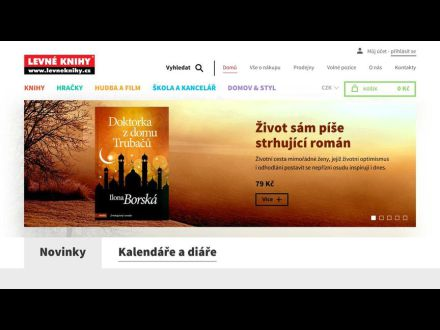 www.levneknihy.cz