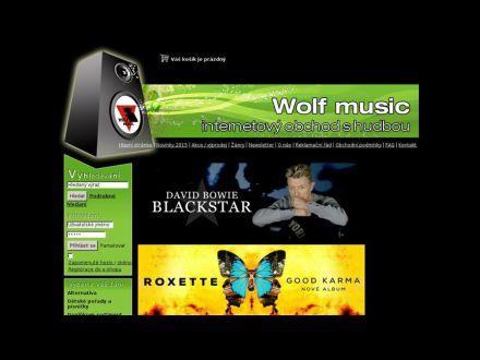 www.wolfmusic.cz