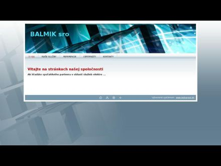 www.balmik.sk