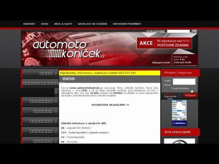 www.automotokonicek.cz