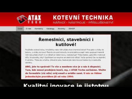 www.ataxtech.cz