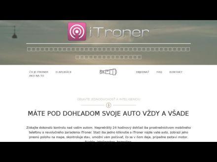 www.itroner.sk