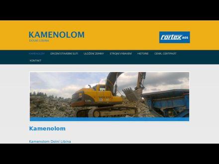 www.fortexkamenolom.cz