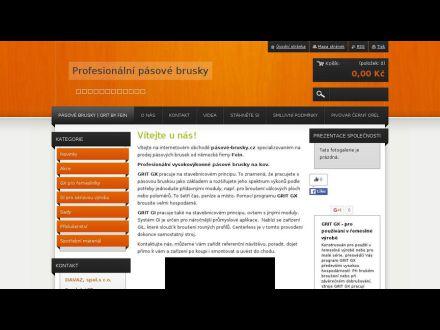 www.pasove-brusky.cz