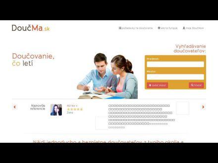 www.doucma.sk