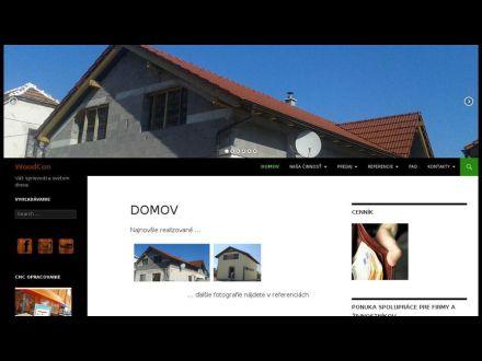 www.woodcon.sk