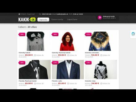 www.kakik.sk