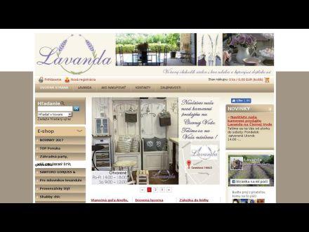 www.lavanda.sk