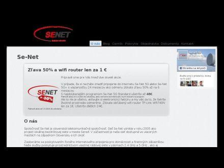 www.senet.sk