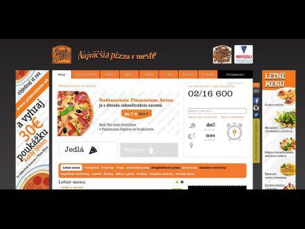 www.pizzamizza.sk