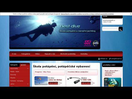 www.best-dive.cz