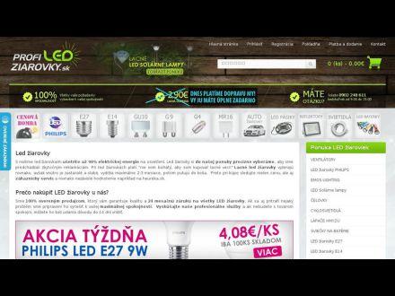 www.profiledziarovky.sk