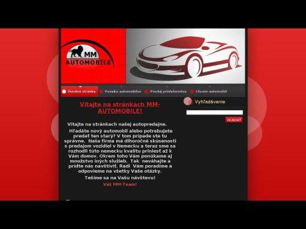 www.mmautomobile-sk8.webnode.sk
