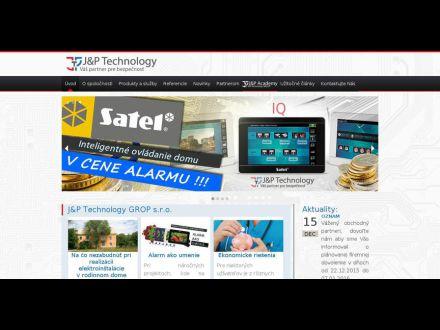 www.jptechnology.sk