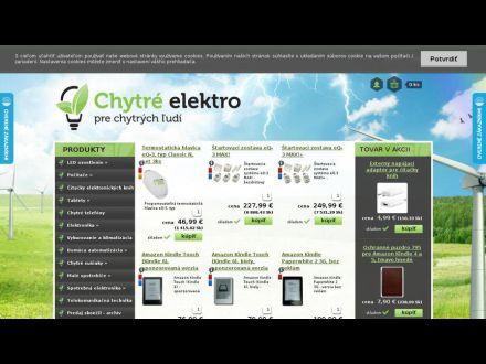 www.chytreelektro.sk