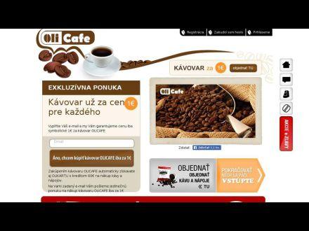 www.olicafe.sk