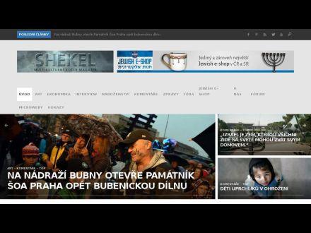 www.shekel.cz