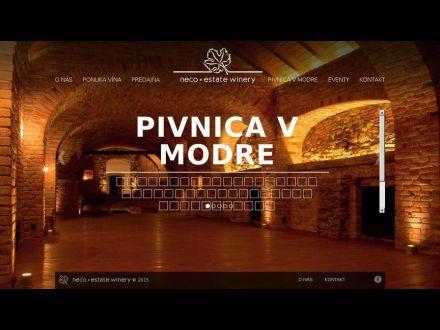 www.winery.sk