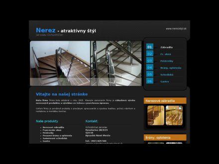 www.nerezstyl.sk