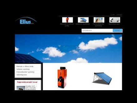 www.elius.sk
